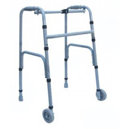 Ходунки на колесиках (складные)