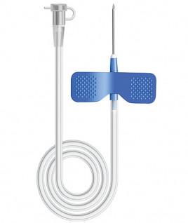 Катетер внутривенный для вливания в малые вены (игла-бабочка)