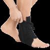 Бандаж на голеностопный сустав с пластинами и шнуровкой