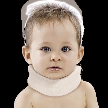 Бандаж на шейный отдел позвоночника для новорожденных ТВ-000