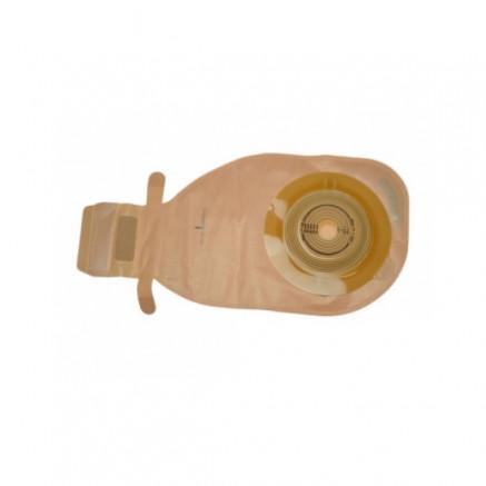 Калоприемник дренируемый со встроенной конвексной пластиной для втянутых стом