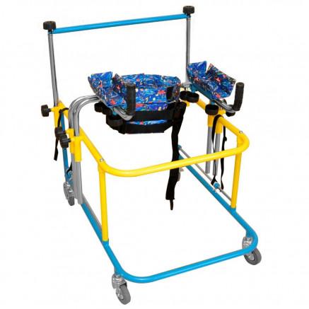 Опоры-ходунки ортопедические для детей больных ДЦП