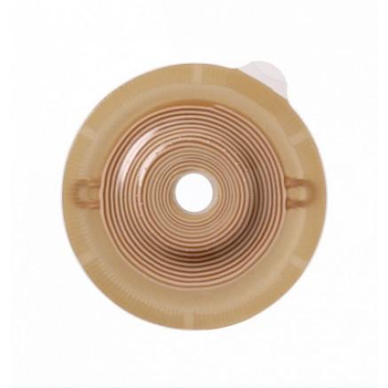 Пластина конвексная с креплениями для пояса 60 мм
