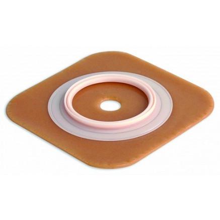 Пластина полная  диаметр вырезаемого отверстия до 100 мм.